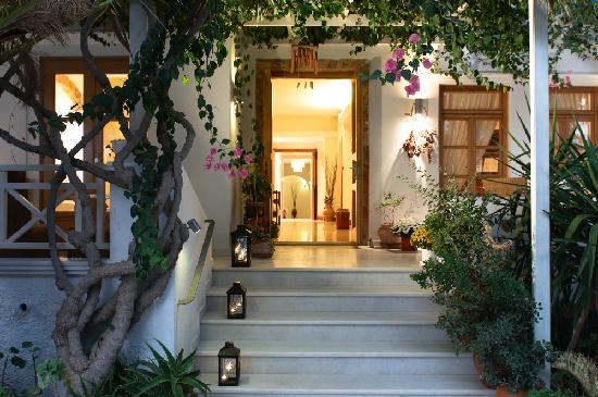 Hotel Matina: Matina Hotel in Santorini 01