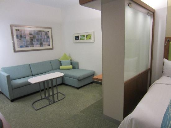 SpringHill Suites Houston Intercontinental Airport: Sitting Area (I)
