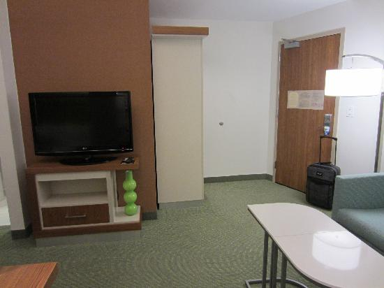SpringHill Suites Houston Intercontinental Airport : Sitting Area (II)