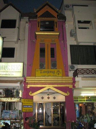 Le Tanjong House: ด้านหน้าเกสเฮ้าส์