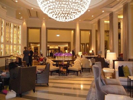 The Crystal Moon Lounge: lobby lounge hall