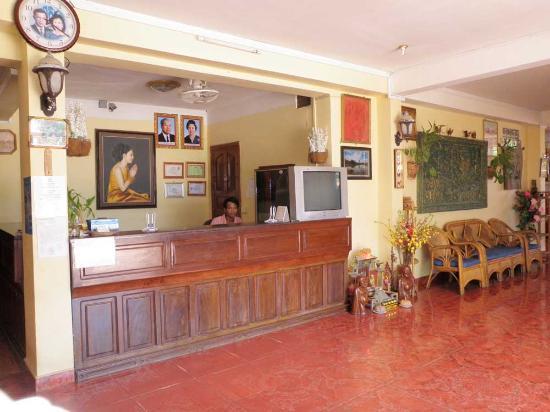 Jasmine Hotel : Reception