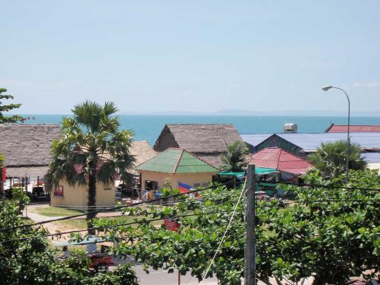 Jasmine Hotel: View from Balcony