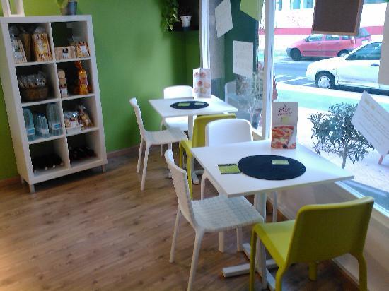 L'Oliva: Mesas