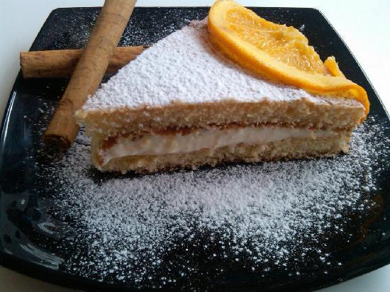 L'Oliva: Tarta de Naranja