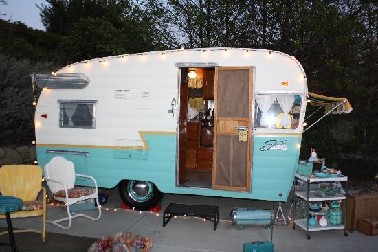 Ocean Mesa Campground at El Capitan: Wagon Masters 62 Shasta