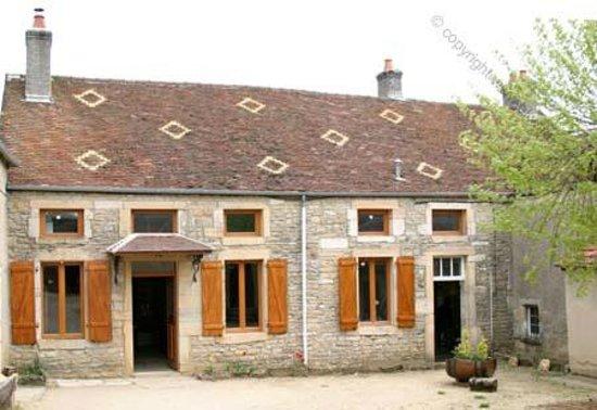 Fixin, Ranska: La maison vigneronne du XVIIIème siècle