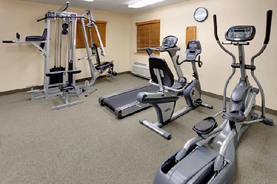 Candlewood Suites Secaucus: Fitness Center.