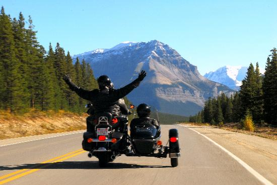 ‪Jasper Motorcycle Tours Day Tours‬