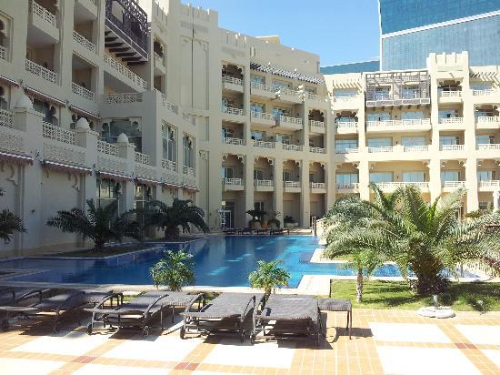 Pools Picture Of Grand Hyatt Doha Hotel Villas Doha Tripadvisor
