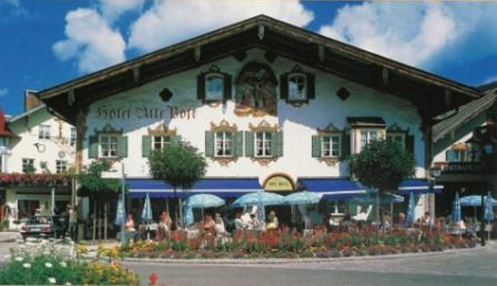 Photo of Hotel Alte Post Oberammergau