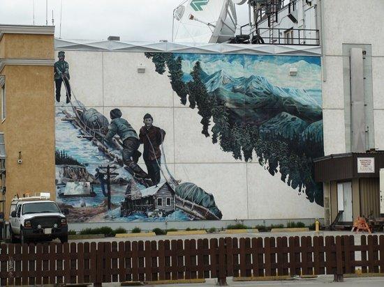 Bennett Beach: une murale parmi bien d'autres    06/11
