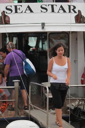 Navetta Sea Star: ...staff................
