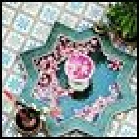 Riad Adriana: patio