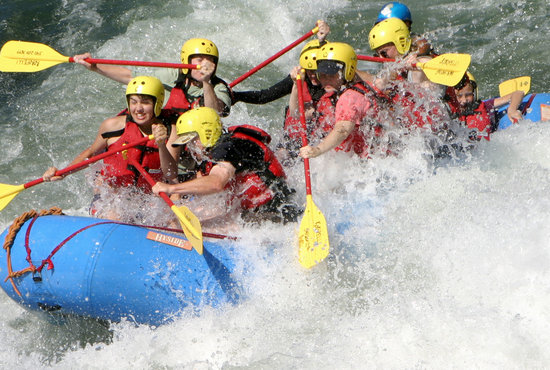Kokopelli River Guides - Day Trips: Whitewater rafting on the Rogue River.