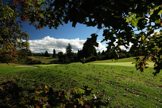 Rotorua Golf Club - Arikikapakapa Course: Play golf in Rotorua, New Zealand