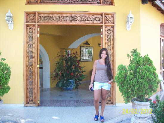 Hotel San Martin Cartagena: Hotel por dentro