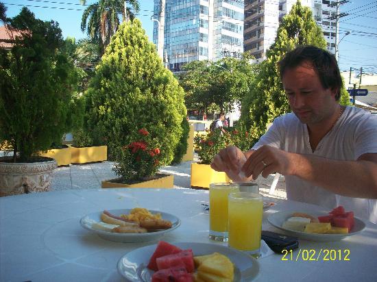 Hotel San Martin Cartagena: desayuno