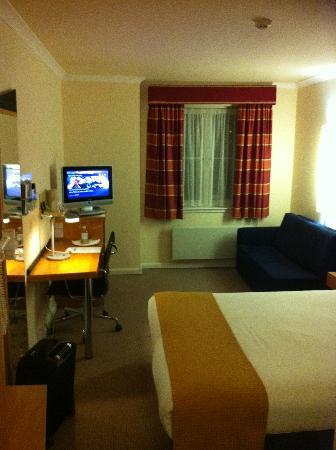 Holiday Inn Express Strathclyde Park M74 Jct5: Room 224