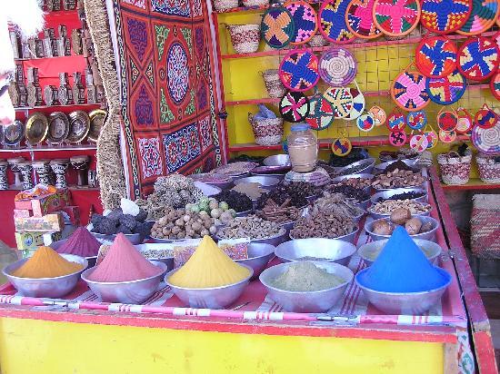 Nubian Village : spices