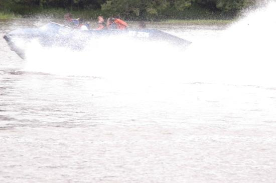 Jet Boat Adventure : ultimate Thrill on the Zambezi