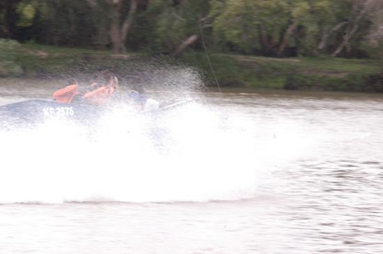 Jet Boat Adventure : awesome