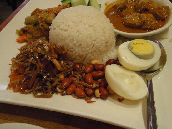 Penang Garden: Nasi Lemak