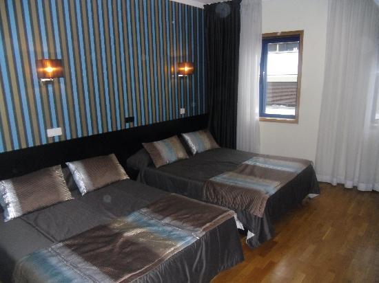 Hotel America: Chambre 404