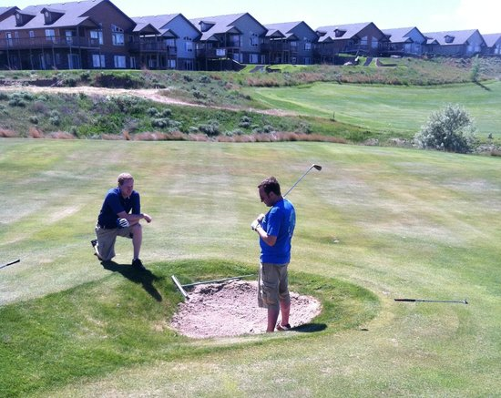 Bayside Golf Course: 18th Hole now known as