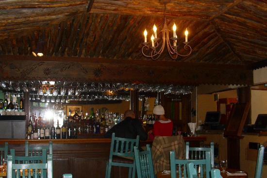 Doc Martin's Restaurant: Our cozy barroom