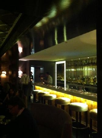 St James Bar : le bar du St James