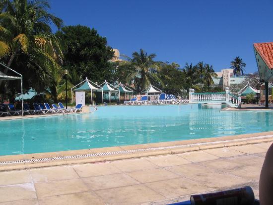 Islazul Mar del Sur Aparthotel: great pool