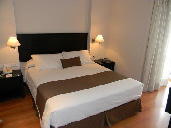 Lugano Hotel: habitación