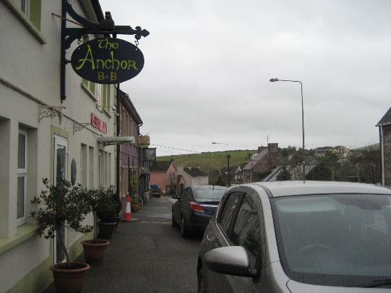 The Old Anchor Inn B&B Annascaul: Insegna
