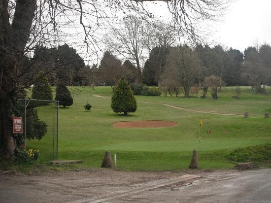 Budock Vean Hotel: The Golf Course