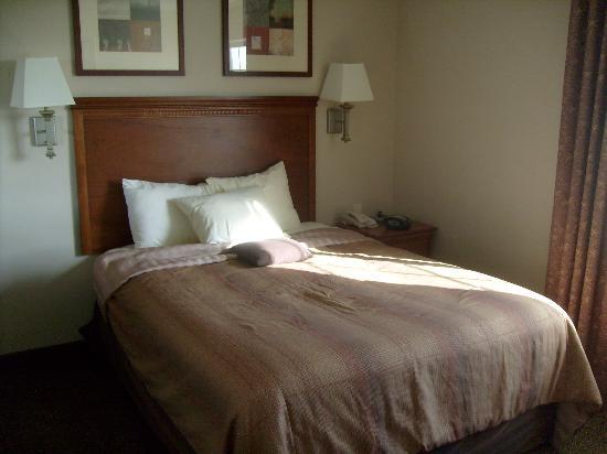Candlewood Suites Meridian: 3rd Floor 1 Br Suite