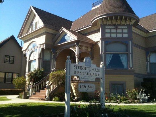 Steinbeck House Salinas Menu Prices Amp Restaurant