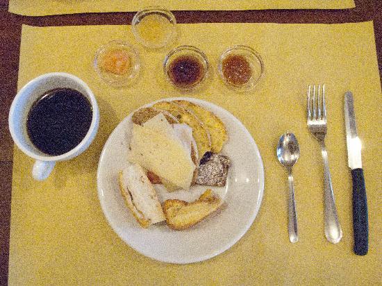 Le Mandrie di Ripalta: breakfast