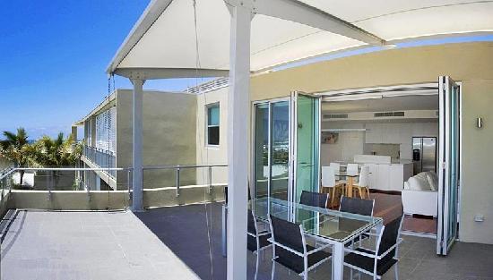 Cabarita Beach, Australien: Ocean View apartment