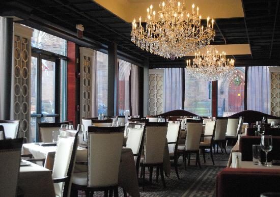 Hotel Providence: Aspire Seasonal Kitchen Main Dining Room