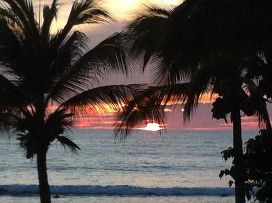 The St. Regis Punta Mita Resort: Just another beautiful evening @ St. Regis.