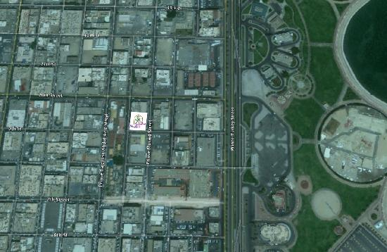 Location map 9th St Prince Mossaid Rd AlKhobar Picture of