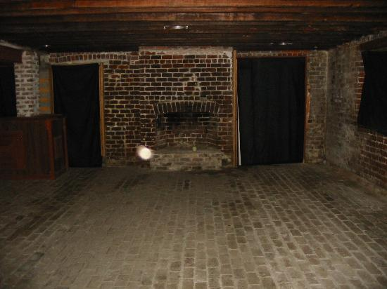 Creepy Basement Picture Of Sorrel Weed House Savannah