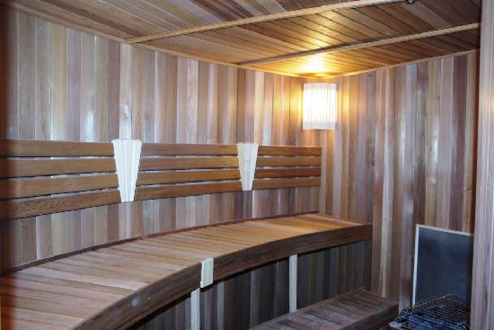 Steamul Sauna : Finish Sauna