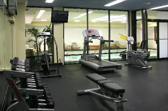 Kirkley Hotel : Fitness Room