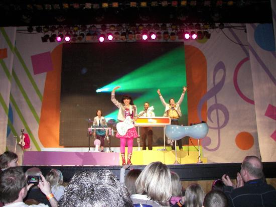 Pabst Theater: The Fresh Beat Band @ the Pabst