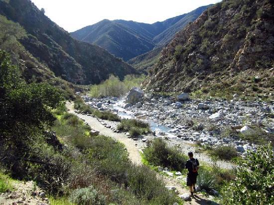 Bridge To Nowhere: the hike