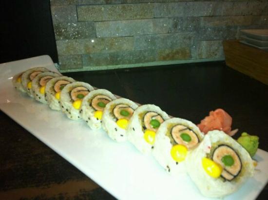 Kamiko Sushi Bar: tiger eye