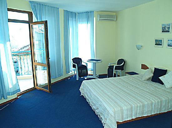 Aquamarine Hotel: Duble room
