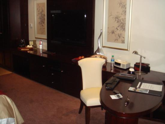 Fairmont Beijing : desk